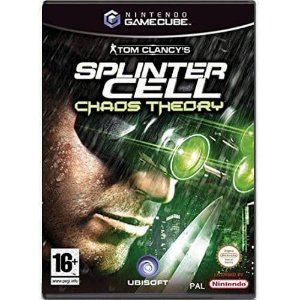 Tom Clancy's Splinter Cell Chaos Theory Seminovo – Nintendo GameCube