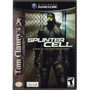 Tom Clancy's Splinter Cell Seminovo – Nintendo GameCube