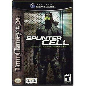 Tom Clancy's Splinter Cell Seminovo – Nintendo GameCube