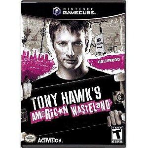 Tony Hawk's American Wasteland Seminovo – Nintendo GameCube