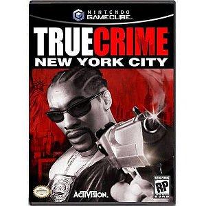 True Crime New York City Seminovo – Nintendo GameCube