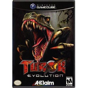 Turok Evolution Seminovo – Nintendo GameCube