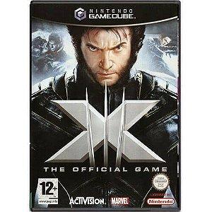 X-Men The Official Game Seminovo – Nintendo GameCube