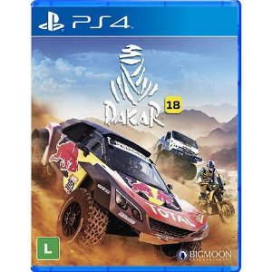 Dakar 18 Seminovo – PS4