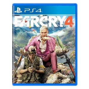 Far Cry 4 Seminovo - PS4