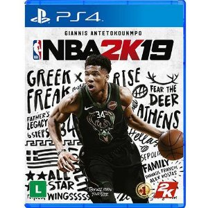 NBA 2K19 Seminovo - PS4