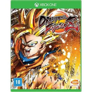Dragon Ball FighterZ Seminovo - Xbox One