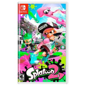 Splatoon 2 Seminovo – Nintendo Switch