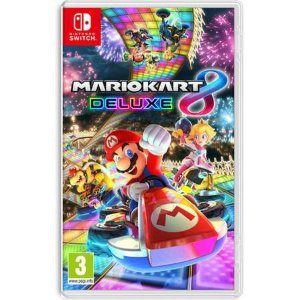 Mario Kart 8 Deluxe Seminovo - Nintendo Switch