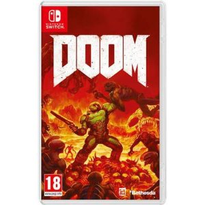 Doom Seminovo - Nintendo Switch