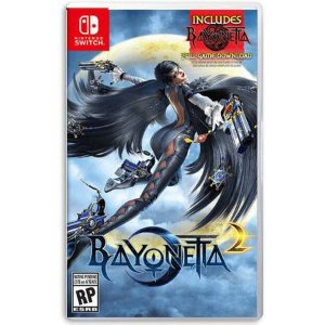 Bayonetta 2 Seminovo – Nintendo Switch