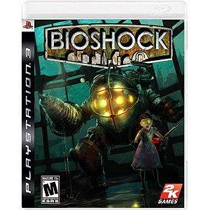 Bioshock Seminovo - PS3