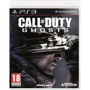 Call Of Duty Ghosts Lata Seminovo - PS3