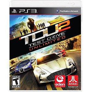 Test Drive Unlimited 2 Seminovo - PS3