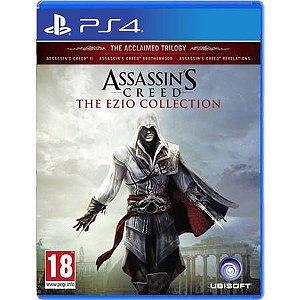 Assassin's Creed The Ezio Collection Seminovo - PS4