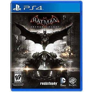 Batman Arkham Knight Seminovo - PS4