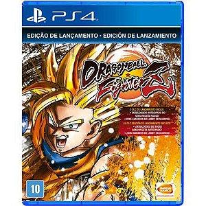 Dragon Ball FighterZ Seminovo - PS4