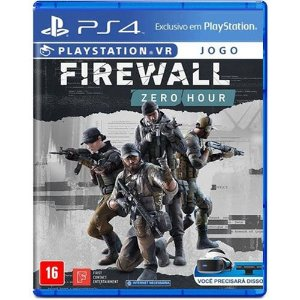 Firewall Zero Hour PS VR Seminovo – PS4
