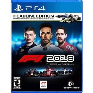 Formula 1 F1 2018 Seminovo - PS4