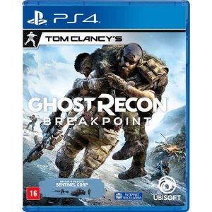 Ghost Recon Breakpoint Seminovo - PS4
