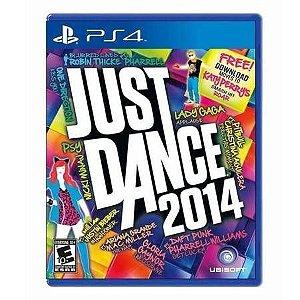 Just Dance 2014 Seminovo - PS4