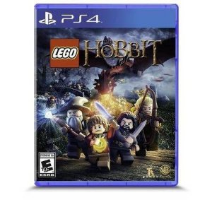 Lego O Hobbit Seminovo - PS4