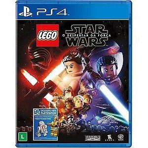 Lego Star Wars: O Despertar Da Força Seminovo - PS4
