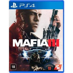 Mafia 3 Seminovo - PS4