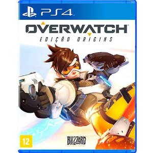 Overwatch Origins Edition Seminovo - PS4