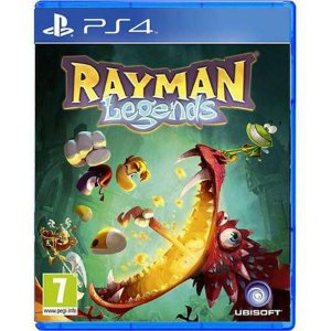 Rayman Legends Seminovo - PS4