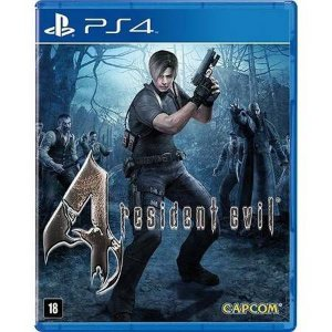 Resident Evil 4 Seminovo - PS4