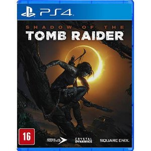 Shadow of the Tomb Raider Seminovo - PS4