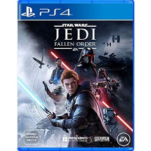 Star Wars Jedi Fallen Order Seminovo – PS4