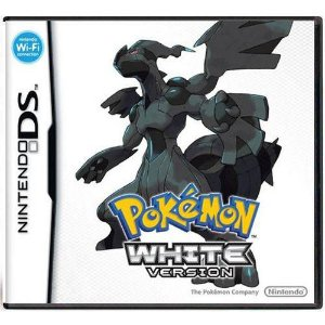 Pokémon White Version Seminovo - DS