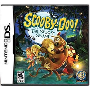 Scooby-Doo! and the Spooky Swamp – DS