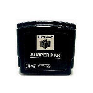 Jumper Pak Seminovo - Nintendo 64 - N64