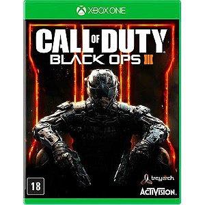 Call Of Duty: Black Ops 3 Seminovo - Xbox One
