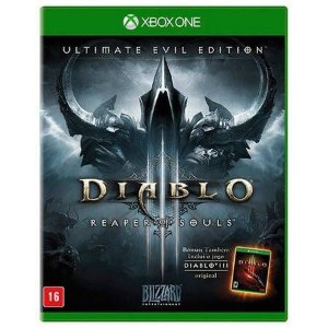 Diablo III Ultimate Evil Edition Seminovo - Xbox One