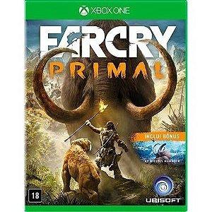 Far Cry Primal Seminovo - Xbox One
