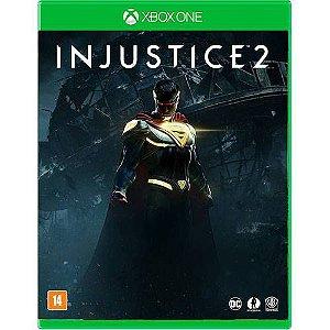 Injustice 2 Seminovo - Xbox One