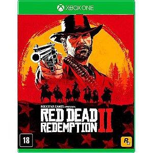 Red Dead Redemption 2 Seminovo - Xbox One