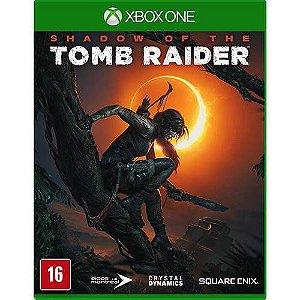 Shadow of the Tomb Raider Seminovo - Xbox One