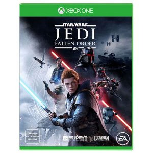 Star Wars Jedi Fallen Order Seminovo – Xbox One