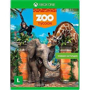 Zoo Tycoon Seminovo - Xbox One
