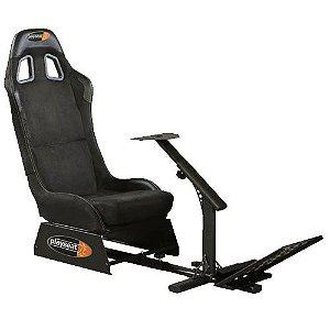 Cockpit Playseat Evolution Seminovo - Preto