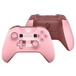 Controle Xbox One S Minecraft Pig