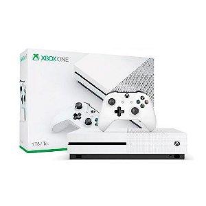 Console Xbox One S 1TB - Microsoft - Seminovo