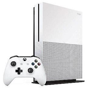 Console Xbox One S 500GB - Microsoft - Seminovo