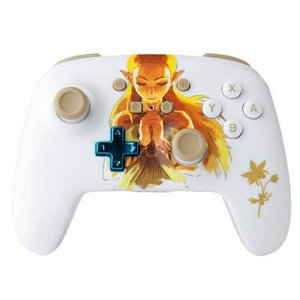 Controle Power A Enhanced Wireless The Legend of Zelda - Nintendo Switch