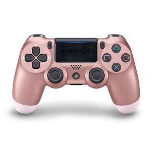 Controle Sem Fio – Dualshock 4 Ouro Rosa (Rose Gold) – PS4